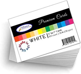 Best white cardstock for school Reviews