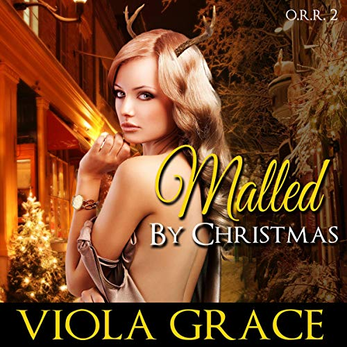 Malled by Christmas audiobook cover art