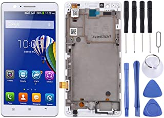 SHUHAN LCD Screen Phone Repair Part LCD Screen and Digitizer Full Assembly with Frame for Lenovo A536 Mobile Phone Accessory