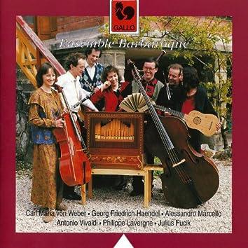 Vivaldi, Marcello, Handel: Baroque Music