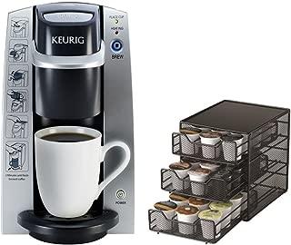 Keurig K-Cup In Room Brewing System, 2 Tiered Drawer (Bundle)