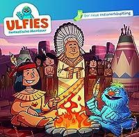4CD Der neue Indianerhaeuptling - Ulfies fantastische Abenteuer (1): Ulfies fantastische Abenteuer
