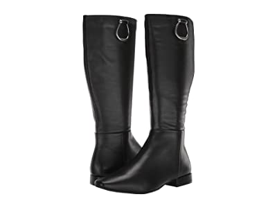 Naturalizer Carella (Black Leather) Women