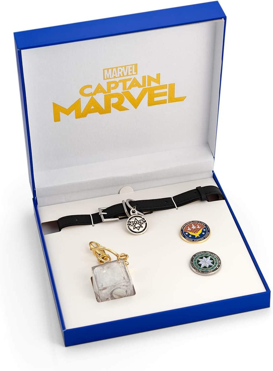 Toynk Marvel's Captain Marvel Exclusive Goose Collar OFFicial store Choker Today's only In