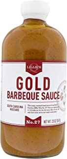 Lillie's Q Gold Barbeque Sauce,SS00141