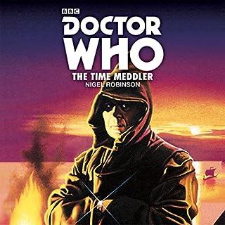 Doctor Who: The Time Meddler cover art