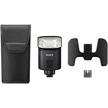 Sony HVLF32M MI (Multi-interface shoe) Camera Flash,Black