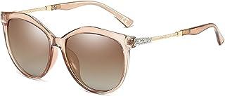 Oversized Moda Gafas De Sol Polarizadas para Mujeres UV400 Protect