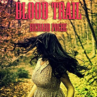Blood Trail audiobook cover art