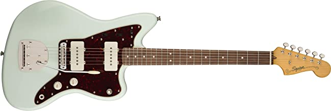 Squier by Fender Classic Vibe 60's Jazzmaster Electric Guitar - Laurel - Sonic Blue