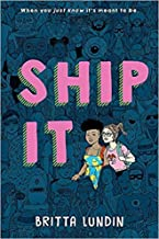 [By Britta Lundin ] Ship It (Hardcover)【2018】 by Britta Lundin (Author) (Hardcover)