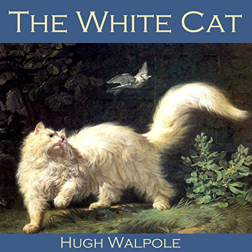 The White Cat audiobook cover art