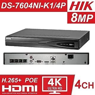 Best hikvision 7604ni k1 Reviews