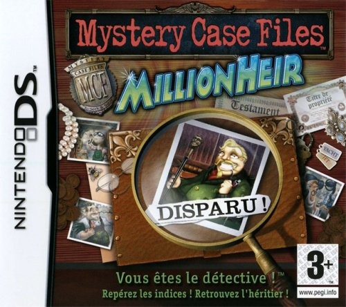 Mystery case Files Millionheir