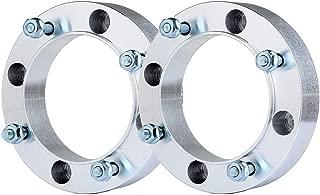 cciyu 4 Lug hub Centric Wheel spacers 1.5 inch 38mm 4x156mm to 4x156mm 3/8