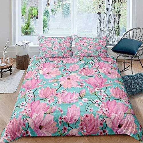 Lvvsovs 3D duvet cover - 200 x 200 cm (Bedding Set,1 Duvet Cover and 2 Pillow Shams,Super Soft and Easy Care Bedding Set,duvet cover )