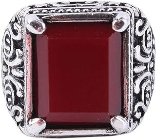 MDTBB خاتم إصبع الإبهام للرجال خاتم المفاصل للرجال خواتم أنيقة ، 19.8 مم