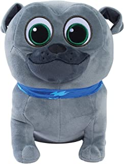 Puppy Dog Pals Medium Plush Bingo, Gray