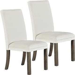 Standard Furniture Side Chair White