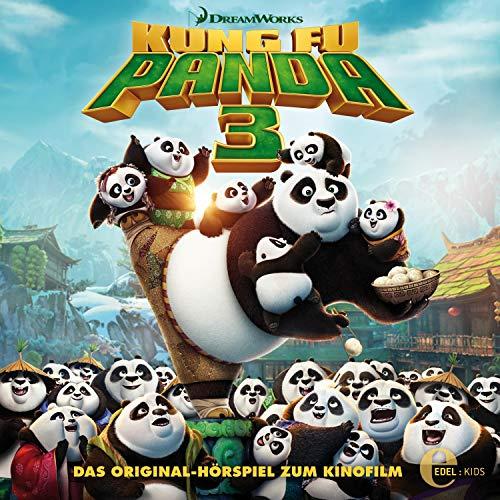 Kung Fu Panda 3. Das Original-Hörspiel zum Kinofilm Titelbild