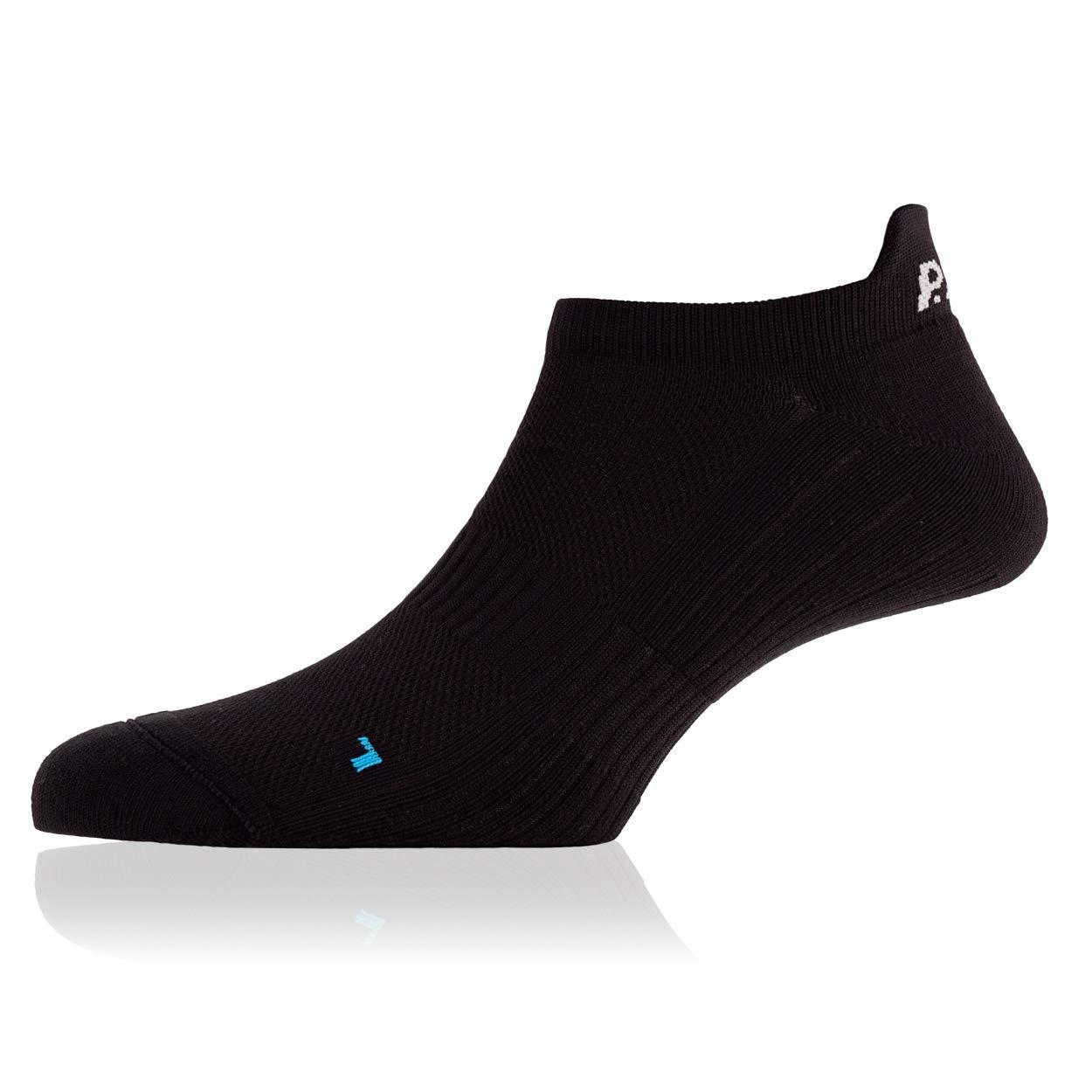 P.A.C. Footie Active Short Women Socken - Black
