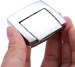 Nologo SSB-JIAJUPJ, 1 st 46 * 46mm metaal geveerd Toggle Latch Fang Haspe-sluiting voor Cases Ladekast (grootte: 1st 46 * ...