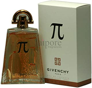 Pi by Givenchy for Men Eau de Toilette 100ml