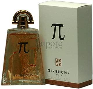 Givenchy Pi Eau De Toilette Spray 3.3 Oz/ 100 Ml for Men By Givenchy, 19 Fl Oz