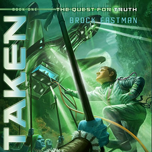 Taken Audiobook By Brock Eastman cover art