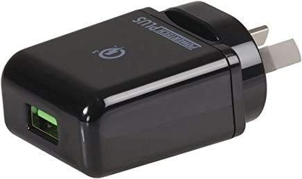 Qualcomm Quick Charge 3.0 USB Mains Power Adapter 3A