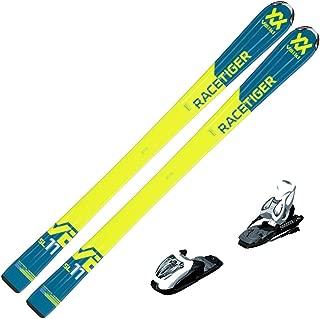 Volkl 2019 Junior Racetiger Skis w/Marker 7.0 Bindings