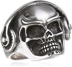 Zippo Heren Schedel Ring...
