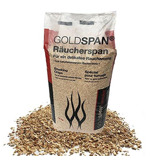 Brandenburg Holzfaserstoffe GmbH & Co. Kg -  15kg  Goldspan Smoke