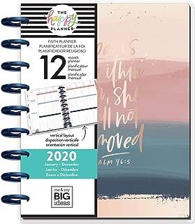 ME & MY BIG IDEAS PLNY-167 Happy Planner, Psalms, Jan - Dec 2020