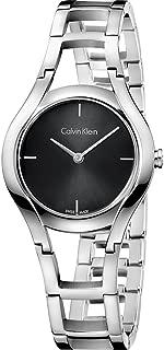 Calvin Klein Class Black Dial Ladies Watch K6R23121