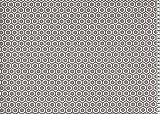 Swafing Beschichtete Baumwolle/Leona/Hexagon,