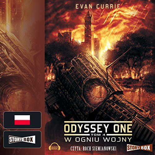 W ogniu wojny (Odyssey One 4) cover art