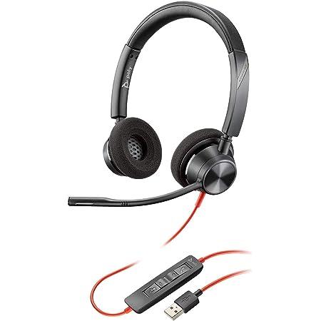 Plantronics Stereo Headset Blackwire C3320 Mit Usb A Elektronik