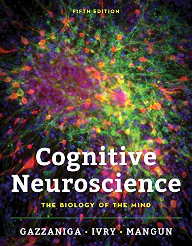 Cognitive Neuroscience The Biology of the Mind Fifth Edition product image