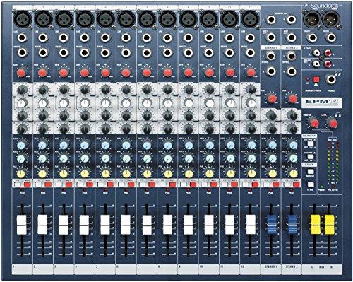 Soundcraft(サウンドクラフト)『EPM12』