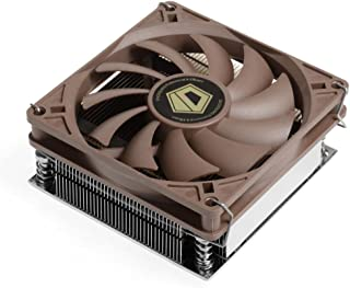 Id-cooling Is-vc45 Vapor Chamber CPU Cooler, Low Profile, Tdp130w, 92mm Slim Fan, Airflow of 44.3cfm, Intel Lga2011/1150/1155/1156