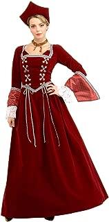 Fair Maiden Renaissance Costume