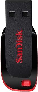 SanDisk SDCZ50-128G-B35T 128 GB Cruzer Blade USB Flash