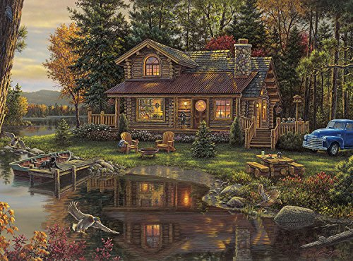 1000 piece puzzle nature - 3