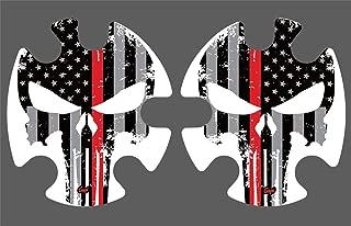 Geyi American Flag Thin Red Line Wrestling Headgear declas 1