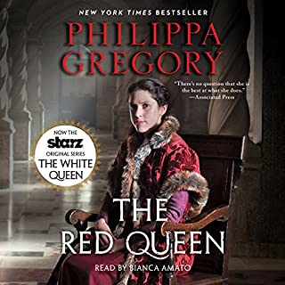 The Red Queen cover art