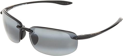 Gloss Black/Neutral Grey Lens/2.5 Lens