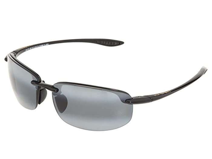 Ho'okipa Readers 2.5 Gloss Black/Neutral Grey Lens/2.5 Lens
