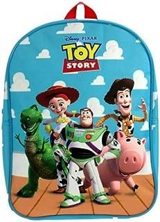Mochila Azul Disney Story Toy Story para niños con Licencia Oficial