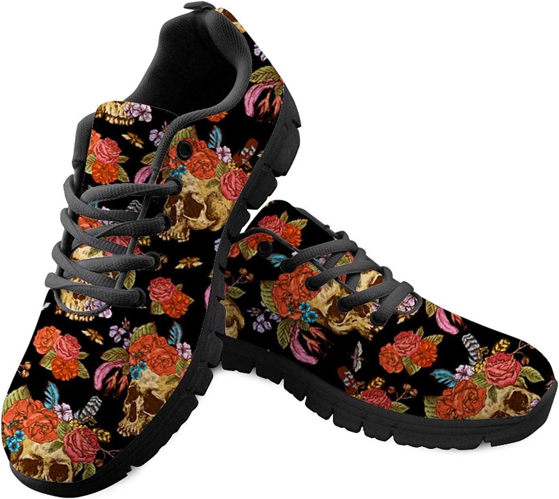 DeePrint Breathable Athletic Trainer Women Sport Sneakers Sport shoes Women Running
